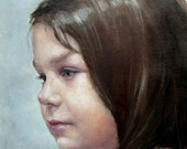 RESERVED Deposit for Custom Portrait Painting in Oil by Jennifer Berry Fine Art