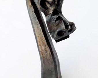 Dragon's Head Sculpture
