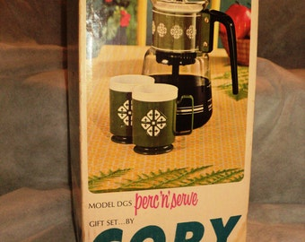 Java Perk Coffee Maker : Coffee percolator Etsy