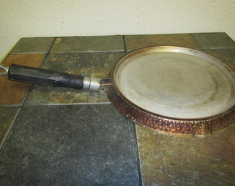 vintage TENDERGRIL GRIDDLE , Fry pan  with adjustable handle ; Cookware  1960s ???
