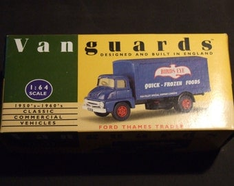 Vanguards 1.64 Scale 1950's -1960's Classic Commercial Vehicles: Ford Trader Van