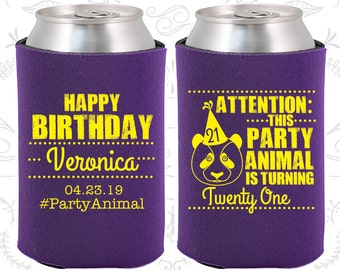 21st Birthday, 21st Birthday Favors, Cheap Party Favors, party animal birthday, Animal Birthday Favors, Birthday Party Favors (20272)
