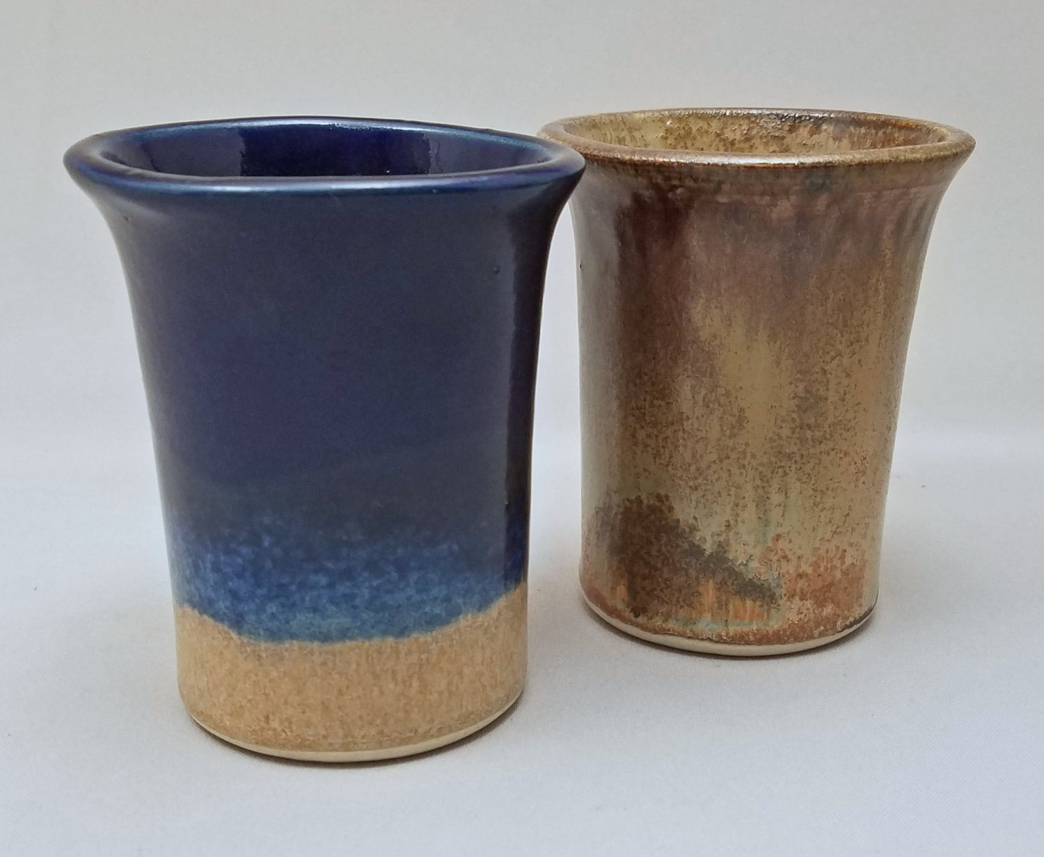 Bathroom tumbler cup by stegall 39 s pottery for Bathroom tumbler