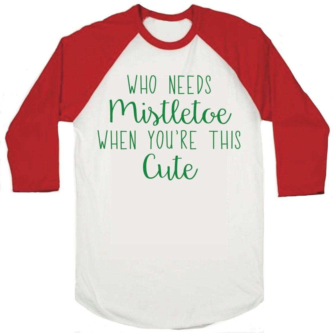Kids Christmas Shirts Toddler Funny by BumpAndBeyondDesigns