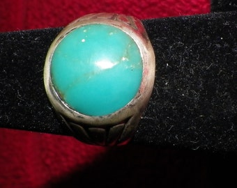 Sterling & Turquoise RING