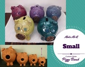 Small Custom handmade pig...