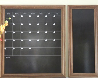 magnetic chalkboard calendar framed chalkboard with notes magnetic chalkboard memo board