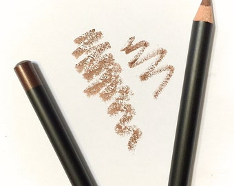 TWIG Natural Mineral Eye LINER Pencil - Sunflower Seed & Coconut Oil Based Makeup -