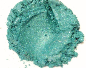 TROPIC SEA Mineral Eye Shadow - Natural Makeup - Gluten Free Vegan Face Color