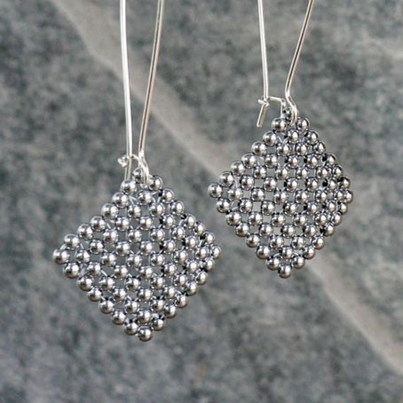 Basic Diamond: Basic Diamond Weave Tutorial