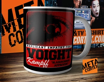 Blade Runner - Voight Kampf Replicant Empathy Test Mug