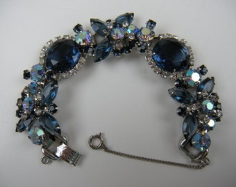 DeLizza and Elster (Juliana) Five Link Bracelet