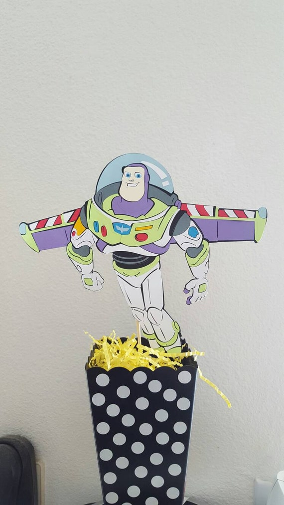 toy story 8 disney centerpiece banner birthday party baby shower