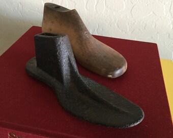 Antique Child Shoe Forms