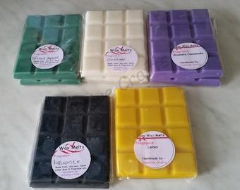 Wax bars (12 Squares)