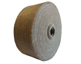 "4"" burlap roll  - 100 yards (10oz)"