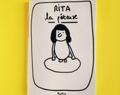 Rita, farty girl / Zine