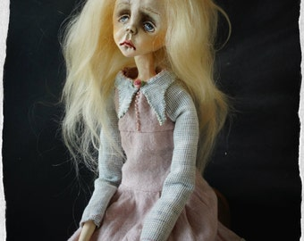 OOAK ART Doll ,, Monica ,,