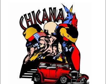 CHICANA vest