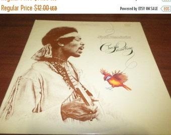 Save 30% Today Vintage 1975 Vinyl LP Record Crash Landing Jimi Hendrix Very Good Condition 989