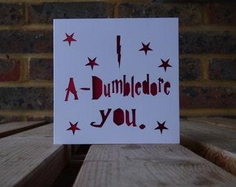 I A-Dumblefore you