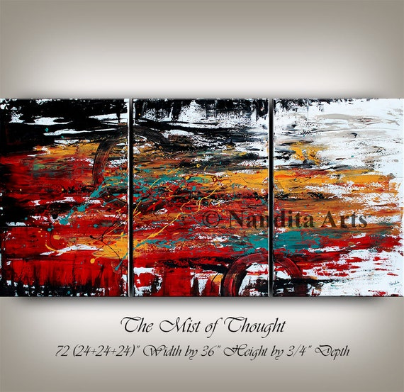 Original painting modern fine art abstract contemporary art for Original fine art paintings for sale