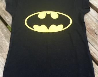 Batman inspired shirt