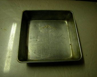 square bake king pan-8 x8 x2-cake baking-bakeware-houseware-