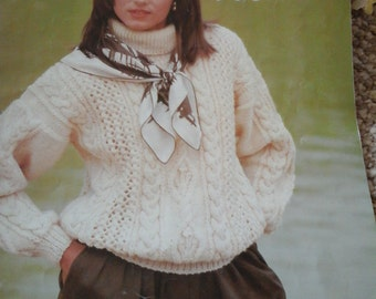 aran fashion booklet