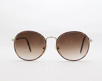 80s sunglasses, round glasses, vintage eyewear, tortoise frame