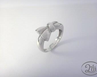 flake ring women silver  925