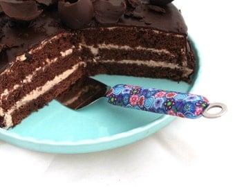 Something Blue, Cake Cutter, Wedding Cake Cutter, Pie Server, Cake Server, House warming gift, Mothers Day Gift, Hostess Gift, Rosh Hashana