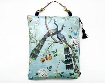 Womens gift ideas, Chinoiserie Waterproof Hanging Cosmetic Bag