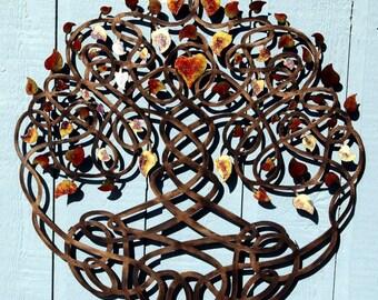Eternity Tree of Life (Autumn Sparkle)