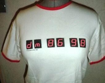 Depeche Mode Concert T-shirt