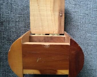 Vintage Little Wooden Box