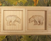 Pair of Bear Corner Block...