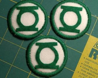 DC Comics The Green Lantern Badge