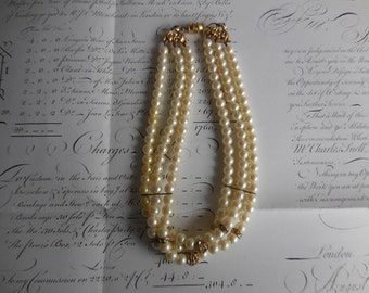 A Vintage French Necklace