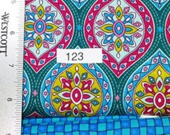 Fabric Choices 123 - 134 available to be made into clothes *not for sale as fabric only*