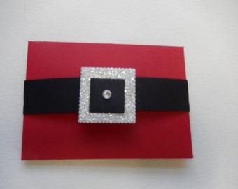 Santa Giftcard Holder