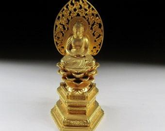 Amida Nyorai Buddha Statue