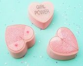 3 GIRL POWER SOAPS Set - Coucou Suzette x Love Lee Soaps Collab