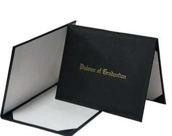 Deluxe Padded Diploma Cover