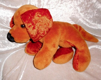 RHODESIAN RIDGEBACK with Ridge, stuffed dog breeds dachshund plush animal soft toy irish setter handmade doxie home decor ooak Made to ORDER