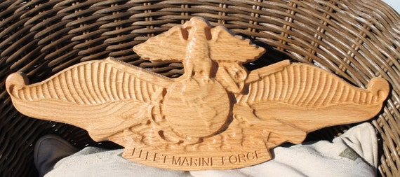 US Navy, Navy corpsmen, Fleet Marine Force, 5th anniversary gift wood, gift for veteran, US Navy Gift, Navy gifts,  (roughly 20 x8)