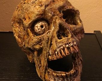 Zombie Prop Head