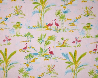 Chinoiserie Chic Paradise Pink Sold by the FAT QUARTER of a METRE