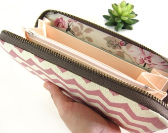 VEGAN WALLET, Womens Wallet, Women's Wallet Clutch, Wallets for your goodies Safety and Be You.!!