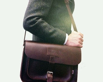 Chestnut Satchel Brown Satchel Men Satchel Men Bag Men Messenger Bag Leather Men Bag Leather Satchel